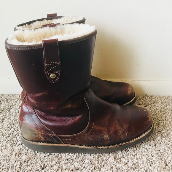 7d6d5b2c202 UGG Australia Mens Stoneman Boot Size 11